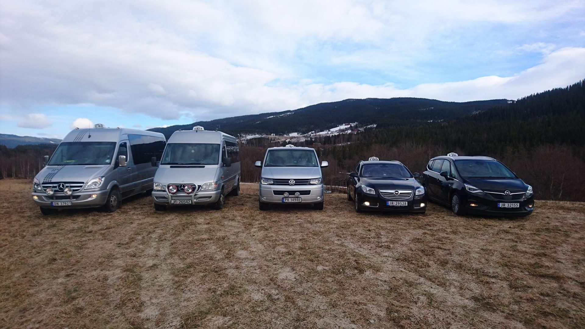 Vangivaldres Taxi